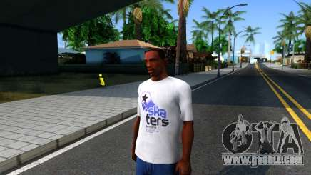 Pro Skater T-Shirt for GTA San Andreas