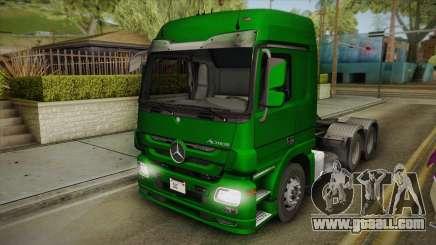 Mercedes-Benz Actros 2646 for GTA San Andreas