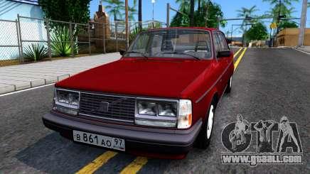 Volvo 244 Turbo for GTA San Andreas
