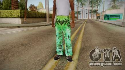 Tights with hemp for GTA San Andreas