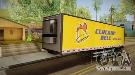 GTA 5 Refrigerated Trailer IVF for GTA San Andreas