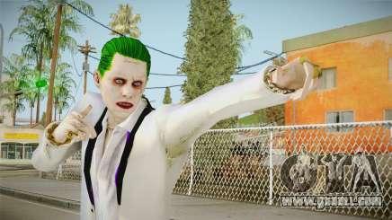 Joker White Suit for GTA San Andreas