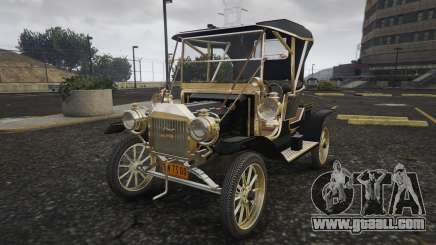 Ford T 12 model 2 for GTA 5
