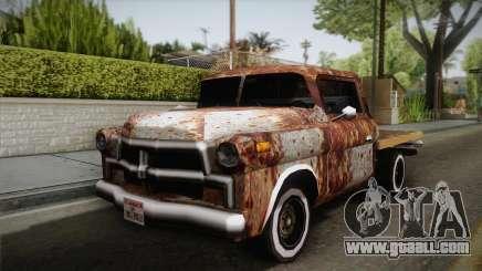 Rat Walton for GTA San Andreas