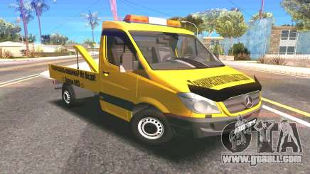 Mersedes-Benz Sprinter for GTA San Andreas