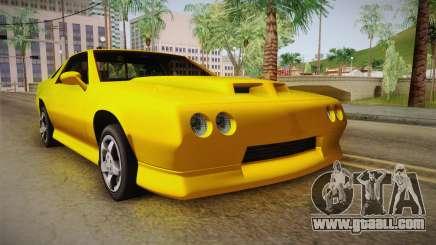 Buffalo HD for GTA San Andreas