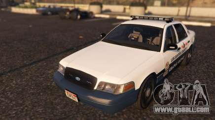 Marked K-9 Unit 2011 for GTA 5