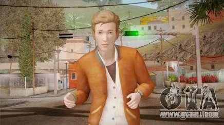 Life Is Strange - Nathan Prescott v3.3 for GTA San Andreas