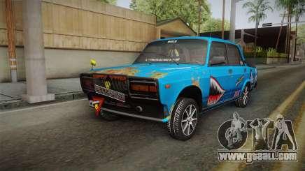 2107 Combat Classic for GTA San Andreas