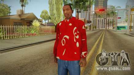 Christmas sweatshirt for GTA San Andreas