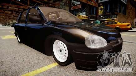 Chevrolet Corsa Hatch for GTA 4