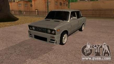 VAZ 2106 Armenian for GTA San Andreas