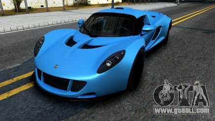 Hennessey Venom GT for GTA San Andreas