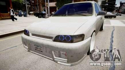 Toyota Corolla EmreAKIN Edition for GTA 4