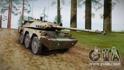 AMX-10RC for GTA San Andreas