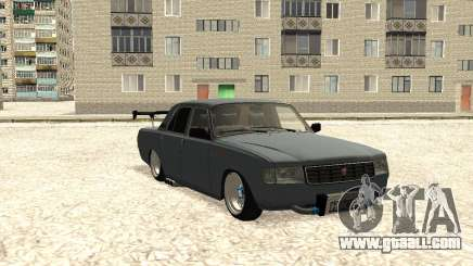 Volga 31029 cramps [Full version] for GTA San Andreas