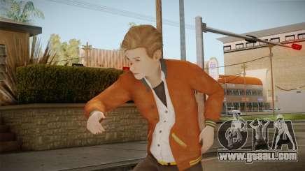Life Is Strange - Nathan Prescott v3.4 for GTA San Andreas