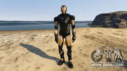 Iron Man Marvel Now for GTA 5