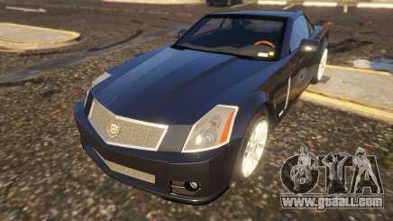 Cadillac XLR-V for GTA 5