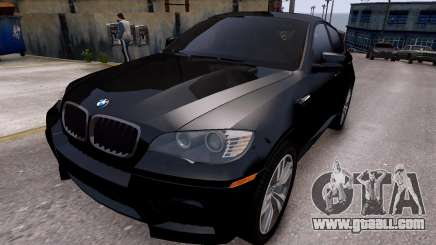BMW X6M by DesertFox v.1.0 for GTA 4