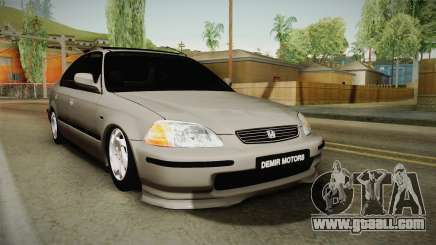 Honda Civic 1.6 iES for GTA San Andreas