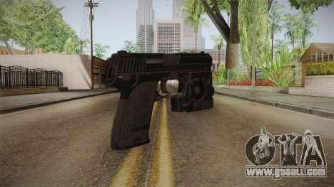 CoD 4: MW Remastered USP for GTA San Andreas second screenshot