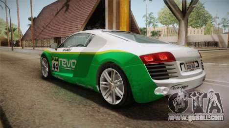 Audi Le Mans Quattro 2005 v1.0.0 YCH for GTA San Andreas upper view