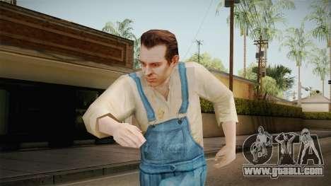 Mafia - Ralph for GTA San Andreas