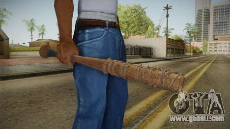 The Walking Dead - Lucille for GTA San Andreas