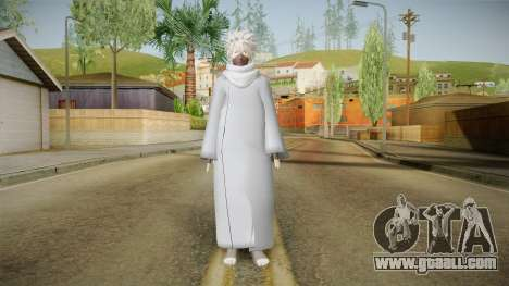 NUNS4 - Kakashi Hokage Mangekyou Sharigan Eyes for GTA San Andreas