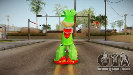 Rayman 3 Vortex for GTA San Andreas