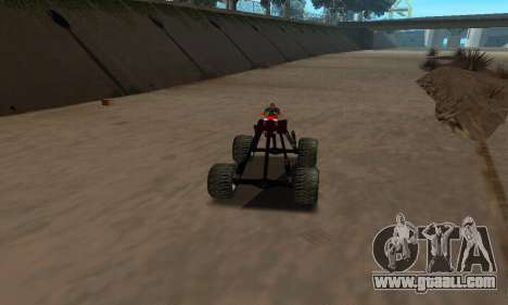 Monster Quad for GTA San Andreas