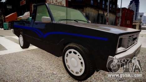 Mazda Pickup for GTA 4 right view