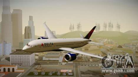 Boeing 787-8 Delta Airlines for GTA San Andreas