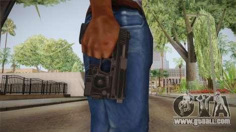 CoD 4: MW Remastered USP for GTA San Andreas third screenshot