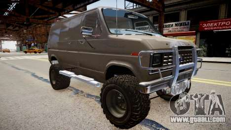 Ford Econoline 150 for GTA 4 right view