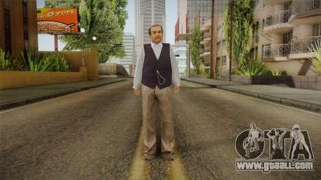 Mafia - Don Salieri for GTA San Andreas second screenshot