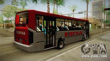 Metalpar Tronador 2 ERSA for GTA San Andreas back left view