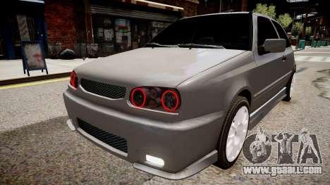 Volkswagen Golf 3 GTI for GTA 4 right view