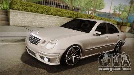 Mercedes-Benz E63 W211 AMG for GTA San Andreas