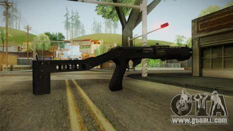 SPAS-12 for GTA San Andreas second screenshot