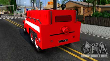 ZIL 131 NTC 100 for GTA San Andreas
