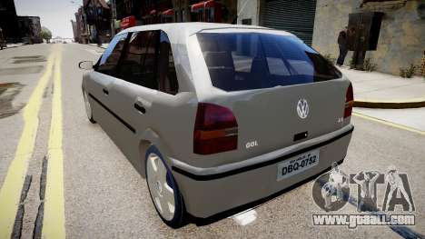 Volkswagen Golf G3 for GTA 4 left view