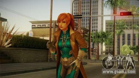 Marvel Future Fight - Elsa Bloodstone for GTA San Andreas