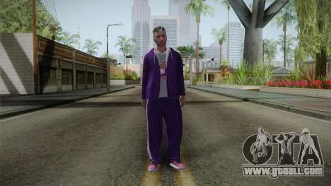 GTA 5 Online - Gymnast for GTA San Andreas second screenshot