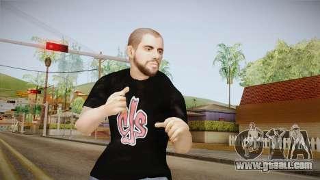 Patricio Fontanet for GTA San Andreas