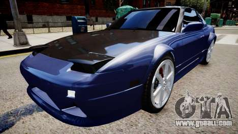 Nissan 240SX Tuning v.1.0 for GTA 4
