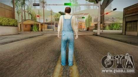 Mafia - Ralph for GTA San Andreas third screenshot