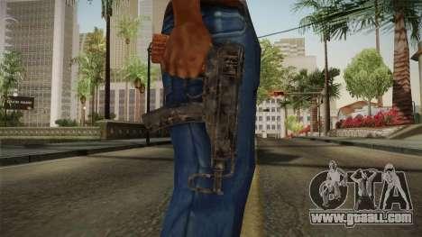 CoD 4: MW - Left vz. 61 Remastered for GTA San Andreas third screenshot