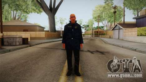 PES2016 - NPC Coach v1 for GTA San Andreas